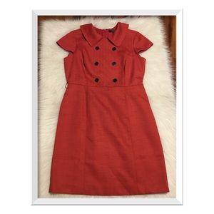 Alex Marie Jen Red Dress